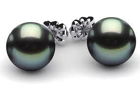 15mm Black South Sea Tahitian Pearl