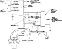 acura tl electronic throttle control system diagram