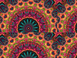 Trippy Pattern Gorgeous 48 Trippy Patterns JPG PSD AI Illustrator Download