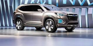3 row subaru 2018. Wonderful Subaru 3row The Biggest Launch For The New Subaru Corporation Is Coming In 2018  When They Roll Out Vehicle History Of Company On 3 Row Subaru