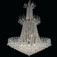 how to clean crystal chandelier clean antique crystal chandelier