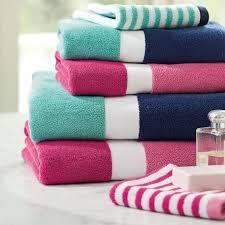 bath towel. Color Block Bath Towels Towel