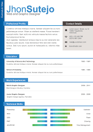 One Page Resume Template Word Free Free Resume Templates One Page Template Word Civil Engineer Website 24