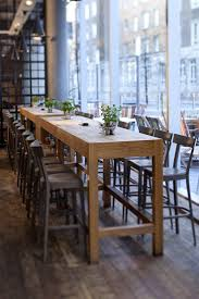 Restaurant Kitchen Tables 1000 Ideas About Restaurant Tables On Pinterest Restaurant