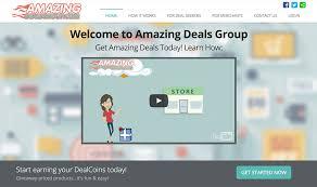 amazing deals group