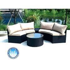 semi circular outdoor furniture circular outdoor table semi circle outdoor furniture modern rounded outdoor furniture circular