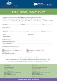 Camp Registration Form Template Word Awesome Sample Registration