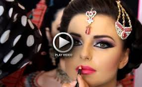 tutorial in urdu 2018 asian bridal makeup video dailymotion clic stani indian bridal eye makeup stani
