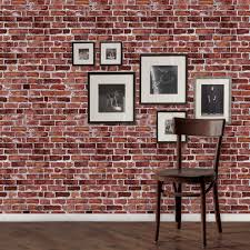 Small Picture SimpleShapes Peel and Stick 9 x 24 Brick Tile Wallpaper