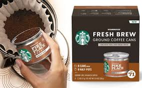 Plus, as part of our commitment to sustainable practices, our fresh brew box and cans are recyclable. Starbucks Fresh Brew Coffee Cans 8 Count For Only 2 69 At Target Regularly 12