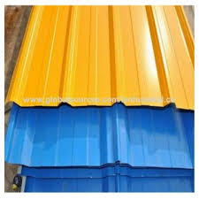china color painted gi roofing sheet use astm 653 standard galvanized steel coil nice corrugated design