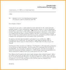 charitable contribution receipt letter charitable contribution receipt of donation letter charity template uk