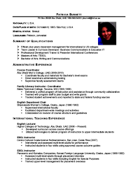 make an academic resume samples examples format resume make an academic resume