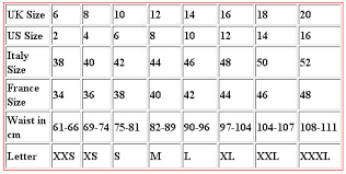 Crazy 8 Size Chart Clothing And Helemt Sizing Guide Form Scooter Crazy Limited
