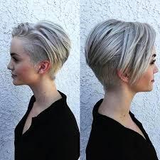 Coupe Femme Cheveux Gris Beau Coiffure Femme Cheveux Court