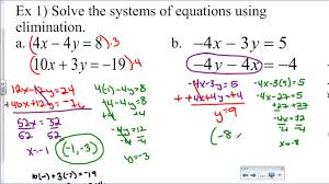 5 5 solve systems of equations with elimination manipulation required