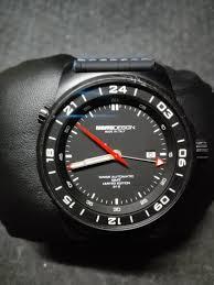 Momo Design Titanium Watch Momo Design Automatic Gmt Titanium Limited Edition