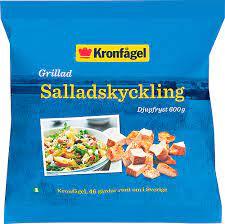 Kronfågel är sveriges marknadsledande kycklingproducent. Salladskyckling Kyckling Fran Kronfagel
