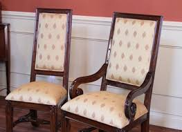 custom dining room chairs dining room chair upholstery