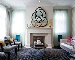 transitional living room design. Living Room:Transitional Decorating Ideas Room Impressive Oval Mirror Black Frame Gallery In Exceptional Transitional Design