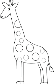 Giraffe Coloring Pages Printable Giraffe Coloring Pages 0 Cute Baby