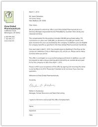 Job Offer Letter Of Intent Job Offer Letter Of Intent Email