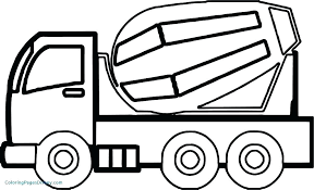 Truck Coloring Sheets Monster Truck Coloring Sheets Pages Printable