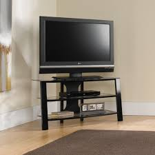 sauder studio edge mirage  in flat panel tv stand