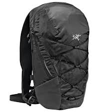 arc teryx aerios 10l backpack raven