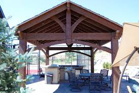 sumptuous 16x20 frame in patio salt lake city with cedar gazebo kits next to pavilion kits alongside diy gazebo kits and prefab gazebo kits
