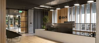 Office Interior Designers Dublin Slack Technologies European Hq Offices Dublin 2 Ireland