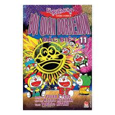 Đội Quân Doraemon Đặc Biệt - Tập 4 (Tái Bản 2020) – Siêu Thị Sách Nhân Văn