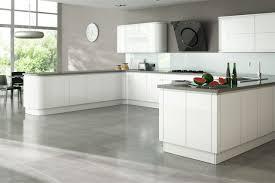 White High Gloss Kitchen Cabinets Kas White Gloss Kitchens Buslineus