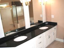 white bathroom cabinets with granite. 7-2-12 BLACK GALAXY Granite Colors For White Cabinets American-traditional- Bathroom With E