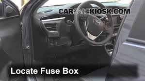 interior fuse box location 2014 2016 toyota corolla 2014 toyota 2006 toyota corolla fuse box diagram at 2006 Toyota Corolla Fuse Box Location
