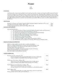 Nursing Resumes Examples Free Adult Nursing Resume Nurse Resume
