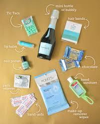 cute and simple bachelorette party favors bachelorette party survival kit