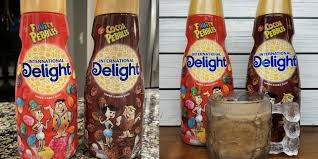 Nutpods coffee creamer (use code mylifewellloved for 15% off)// 6. Fruity Pebbles Coffee Creamer Is Finally In Stores And People Are Calling It The Best Coffee Creamer Ever