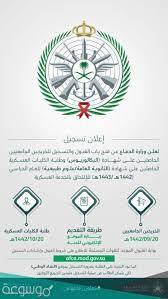 ما هي شروط القبول في وزارة الدفاع للثانوي 1442 - موسوعة نت
