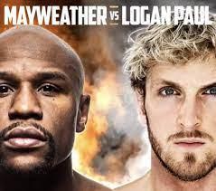 Logan Paul übersteht Schaukampf gegen Floyd Mayweather