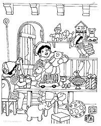 Kleurplaten Van Zwarte Piet En Sinterklaas