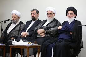 Image result for رهبر انقلاب در دیدار رئیس و اعضای مجمع تشخیص مصلحت نظام