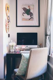 small home office solutions. source style me pretty small home office solutions