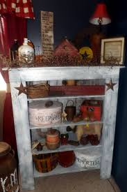 Best 25+ Primitive cabinets ideas on Pinterest | Corner armoire ...
