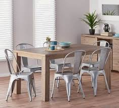toronto 7 piece dining set with worx chairs dining room living dining