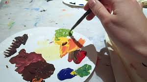 melbourne singles painting class with organic fusions