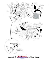 ez go golf cart starter generator wiring diagram wiring 1989 ez go golf cart wiring diagram image about