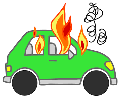 car with flames clipart.  Flames 28 Collection Of On Fire Clipart  High Quality Free Cliparts  For Car With Flames