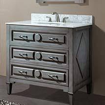 36 bathroom vanity grey. 36-Inch Grayish Blue Vanity Only 36 Bathroom Grey