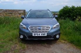 Subaru Outback Lineartronic: The thinking person's 4x4 • The Register